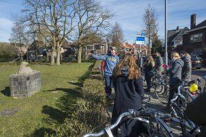 Breda fietstocht