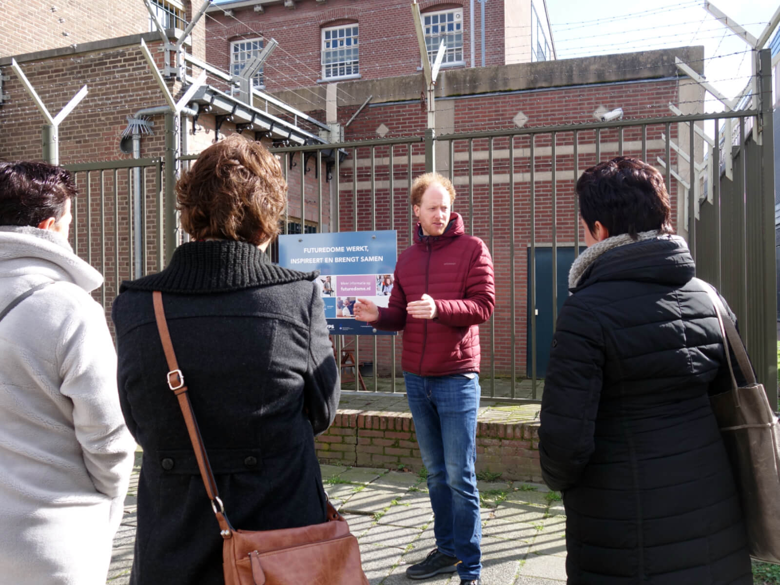 Breda Highlight Walking Tour
