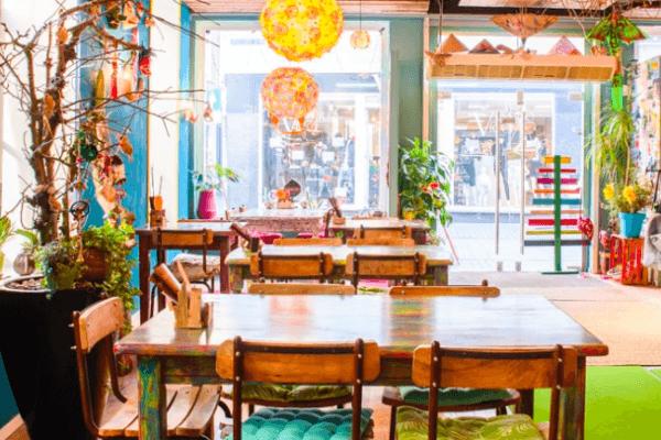 10x  Lekker lunchen in Breda