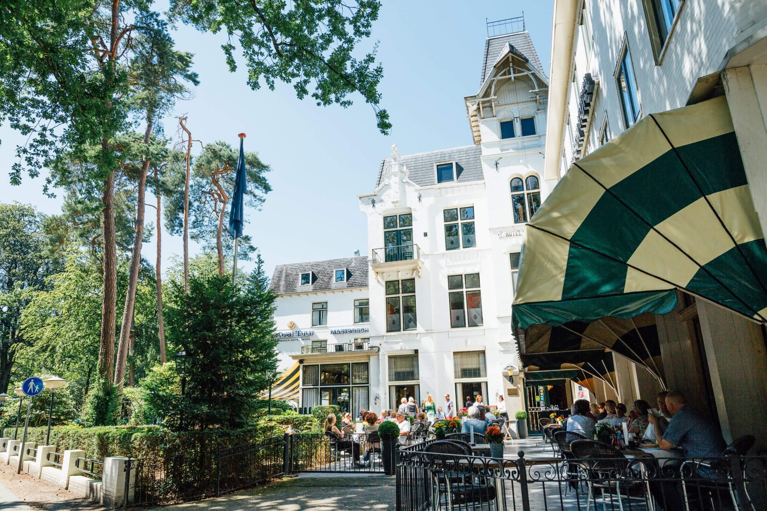 hotel mastbosch