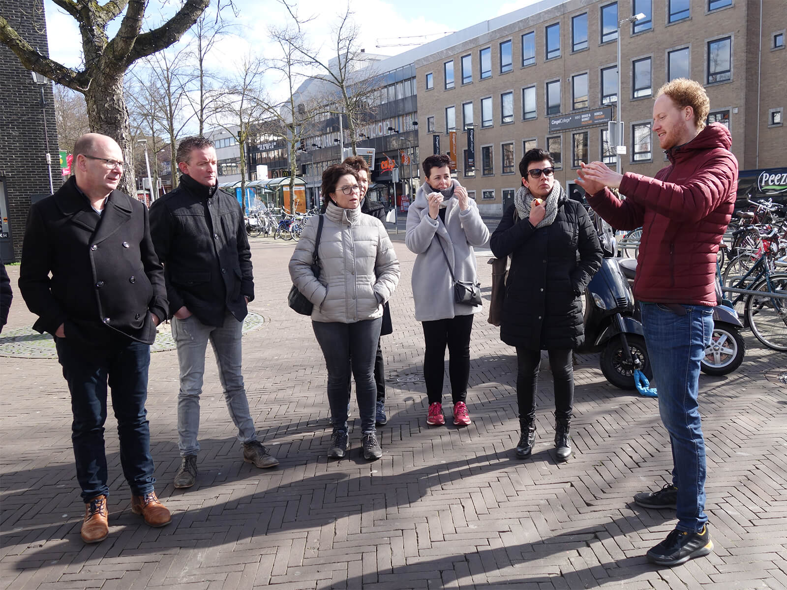 Breda Highlight Wandeltour