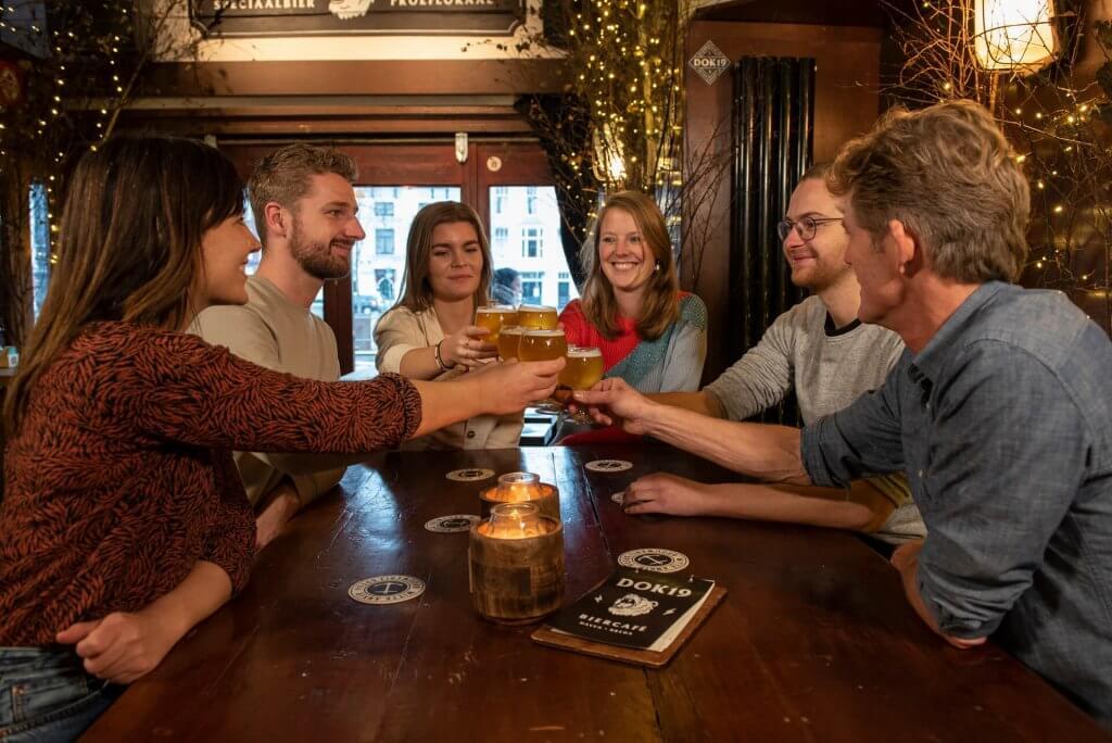 Maandagavond bier drinken Breda.