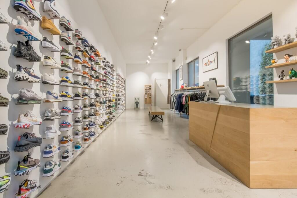 Epic schoenenwinkel