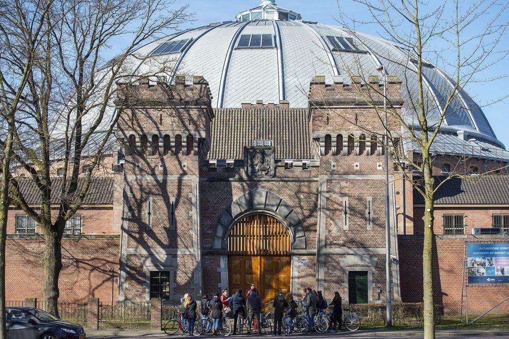 De Koepelgevangenis van Breda
