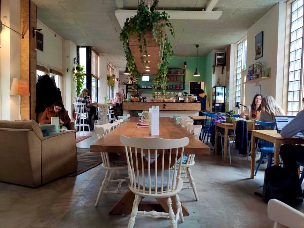 koffiezaak sowieso in Breda