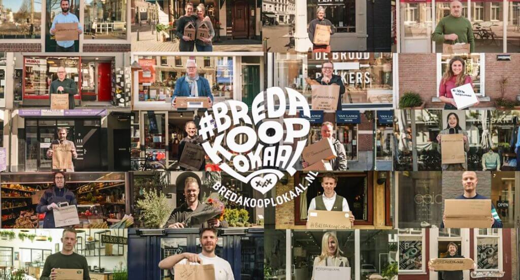 Maaltijden afhalen in Breda. Welke Bredase ondernemers hebben een afhaal- en bezorgservice?