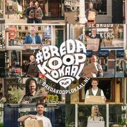 Afhaal-en bezorg restaurants in Breda