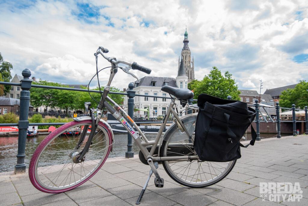 fiets huren in breda